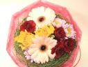 ぴゅあぶーけ(*^_^*)シュットした花束