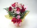 花瓶が要らない花束【届いたらポンと置くだけです】