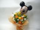ミッキーマウスのブケット 『花瓶は要りません』