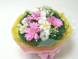 ぴゅあぶーけ≪このまま飾れて可愛い花束≫