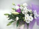 御供用 花束≪菊・ユリMIX≫