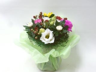 ぴゅあぶーけ≪花瓶の要らない花束≫御供用