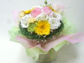 ぴゅあぶーけ ☆このまま飾れる花束☆