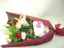 キティちゃんの片面ロングタイプ花束