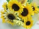 ~夏の定番 向日葵の花束~