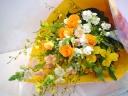 ~爽やかお祝い花~