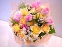 生まれたてのブーケ~春色の花束~