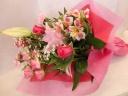 ソルボンヌ~ピンクのユリの花束~