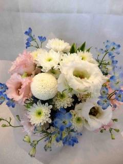 Heavenly Blue~優しい青色の花束