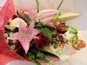 ~フォーユー~赤いバラの花束