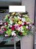 スタンド花 ナチュラルカラーMIX