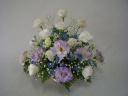 お供えアレンジメント・紫苑