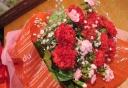 ☆花束を母に贈ろう♪