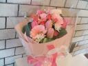 ピンク系ブーケ花束