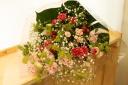小花の花束
