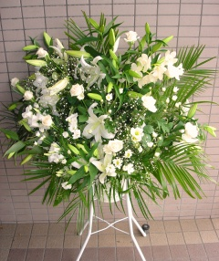 お葬式・お通夜 葬儀用生花?洋花?