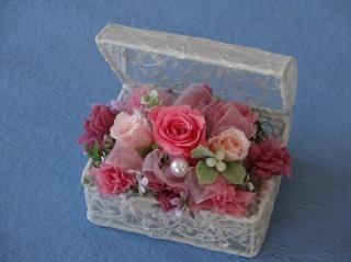 宝石箱【ピンク系・淡い色合い】