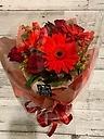 真っ赤な花束♪