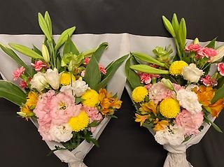 1対のお供え花束