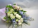 棺の上の花束