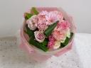 季節の花束(ピンク系)