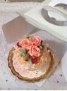 【プリザのケーキ】プリンセス オレンジペコ