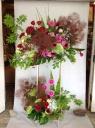 【2段】個性的なスタンド花