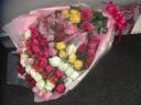 バラ アラカルト100本 花束