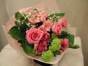 スー・ル・ヴァンの花束