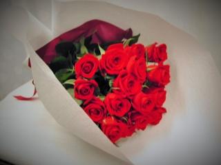 スー・ル・ヴァンの赤バラ三昧