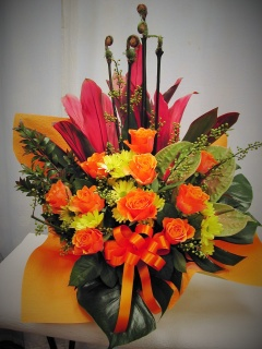 スー・ル・ヴァンの堂々としたアレンジ