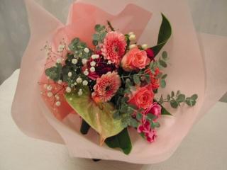 スー・ル・ヴァンが贈る落ち着いた花束