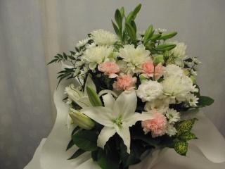 スー・ル・ヴァンのお悔やみのお花