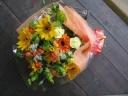 Mimosaセレクト 花束 Vitaminカラー