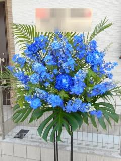 #ハナスタ 横浜アリーナなど向けスタンド花