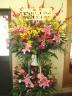 お祝い用スタンド花(2段)