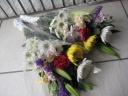 お墓参り用お仏花