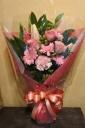 ♪ピンクのラブリー花束♪