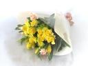 黄色のお花に包まれて♪
