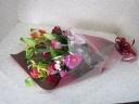 お祝いの花束♪