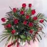 【母の日】 情熱の花束