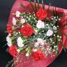 【母の日】 カーネーション花束