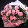 【母の日】28本ゴージャスピンク花束