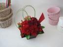 赤バラのスマイル・ギフト