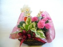Mother's Basket(ミニ胡蝶蘭寄せ)