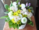 仏様にお花を。。 お悔み・お彼岸おすすめアレンジ