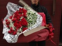 50Red Rose Bouquet