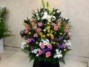 ご法要などにお花『盛り花と御線香・ロウソク』セット