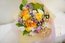 ふわふわした花束【ジルベール】