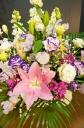 お仏壇の前に飾る花